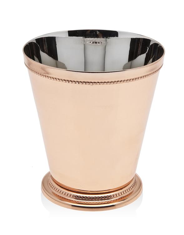 Godinger Copper Beaded Vase