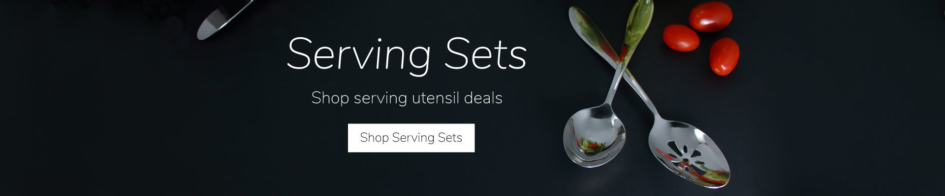 Serving Sets - Shop serving utensil deals | Elyon Tableware