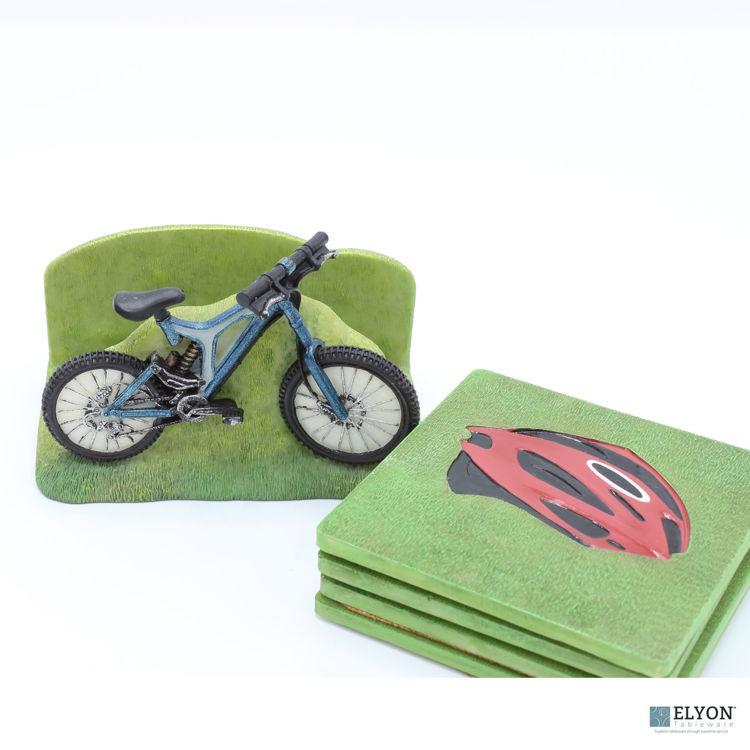 Bike Coaster Set