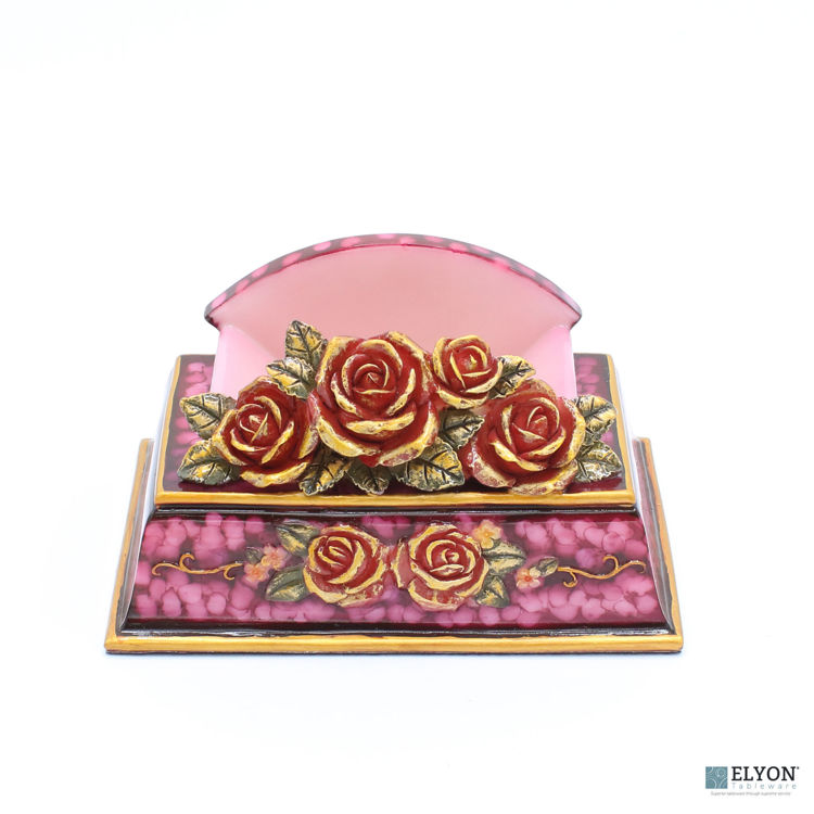 Rose Coaster Set