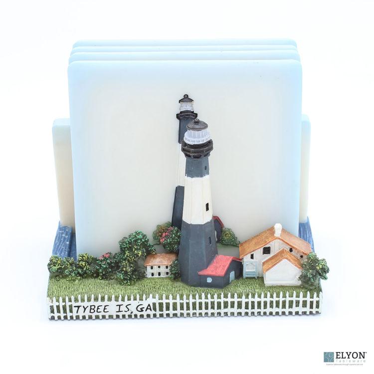 Lighthouse Coaster Set