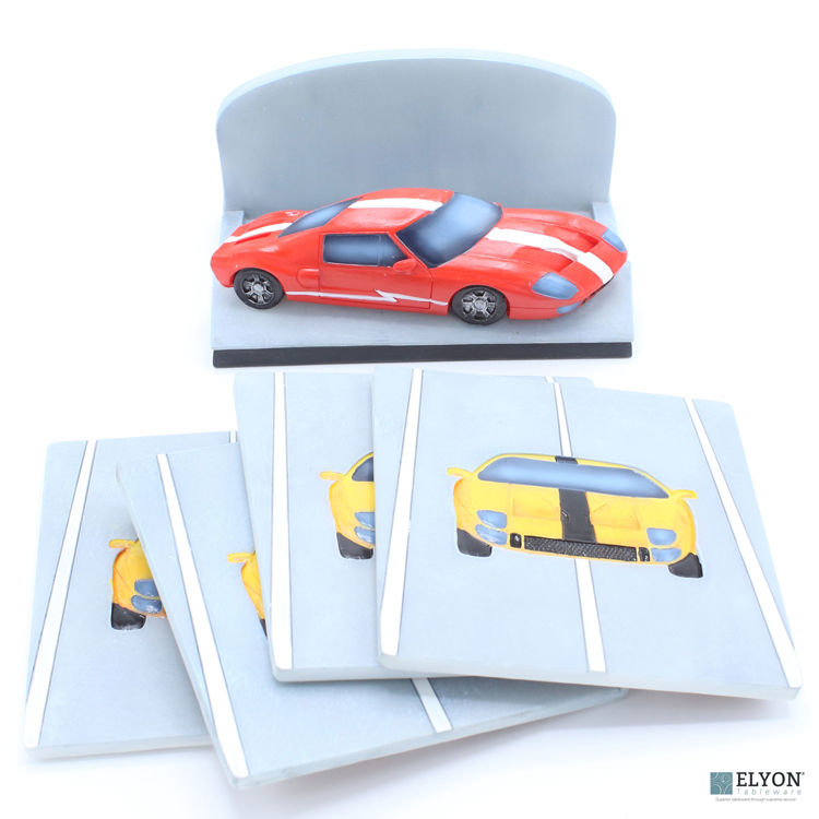Car Coaster Set