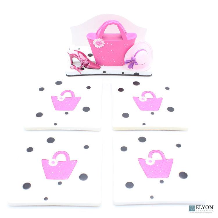 Shopping Coaster Set